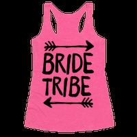 Bride Tribe Racerback