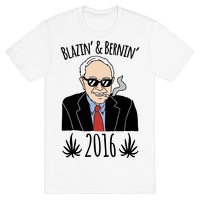 Blazin' and Bernin' 2016 Tee