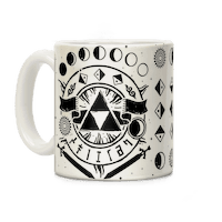 Hyrule Occult Symbols