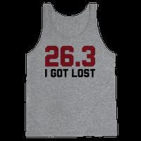 I Got Lost
