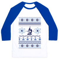 Ugly Science Sweater