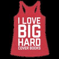 I Love Big Hardcover Books