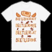 Beetle Breakfast Beetle Orange Beetle Fruit Beetle Drink (Beetlejuice)