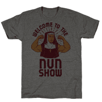 Welcome to the Nun Show