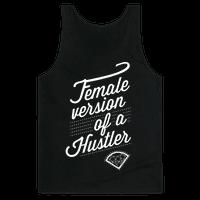 Female Version of a Hustler (Diva)