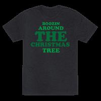 BOOZIN AROUND THE CHRISTMAS TREE (dark)