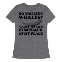 Do You Like Whales?