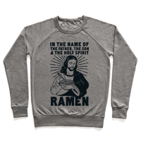 In the Name of the Father, the Son, and the Holy Spirit, Ramen