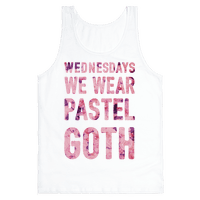 Wednesdays We Wear Pastel Goth