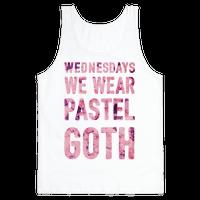 Wednesdays We Wear Pastel Goth