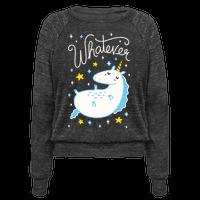 Whatever Unicorn Pullover