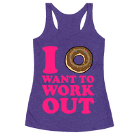 I Doughnut Want to Work Out