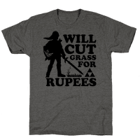 Cut Some Grass for some Rupees Tee