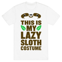 Lazy Sloth Costume
