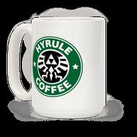 Hyrule Coffee Mug
