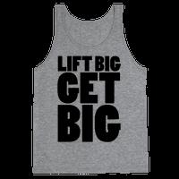 Lift Big Get Big