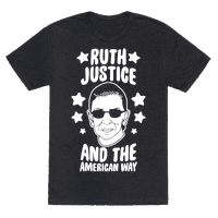 Ruth, Justice, And The American Way