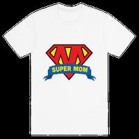 Super Mom Tee