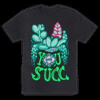 You Succ! (Succulents)