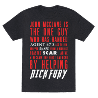 McClane Is ...