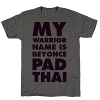 My Warrior Name is Beyonce Pad Thai