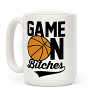 Game On Bitches Basketball