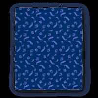 Don't Panic Blanket