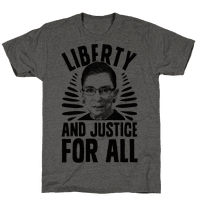 RBG Liberty and Justice for All