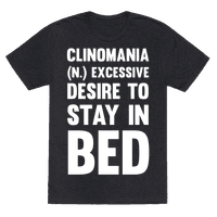 Clinomania Excessive Desire To Stay In Bed