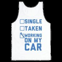 Single Taken Working On My Car