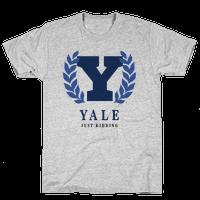 Yale (Just Kidding)