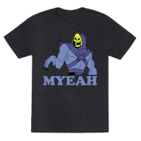 What's Goin' On? Couples Shirt (Skeletor)