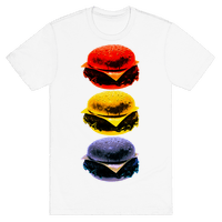Primary Color Burgers