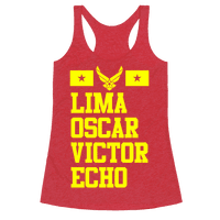 Lima Oscar Victor Echo (Air Force)