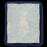 Hidden Jackalope Blanket