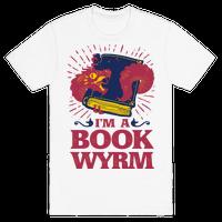 I'm a Book Wyrm