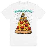 In Pizza We Crust