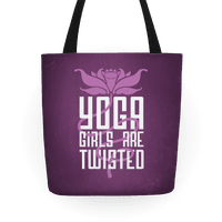 Yoga Girls Are Twisted