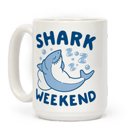 Shark Weekend Mug