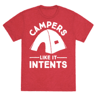 Campers Like It Intents