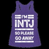 INTJ Personality Please Go Away
