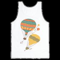 Balloon Flight Tank
