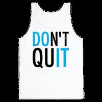 Don't Quit (Vintage)