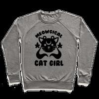 Meowgical Cat Girl