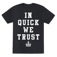In Quick We Trust
