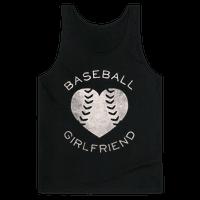 Baseball Girlfriend (Dark Tank)