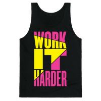 Work It Harder
