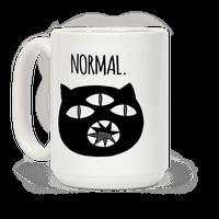 Completely Normal (Kuro cat)