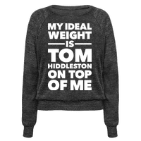 Ideal Weight (Tom Hiddleston)