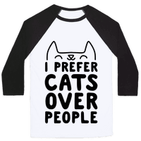 I Prefer Cats Over People